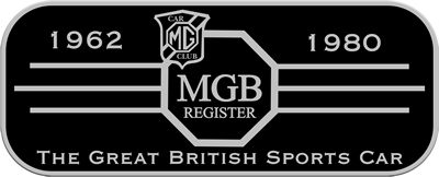 MGB Register Forum